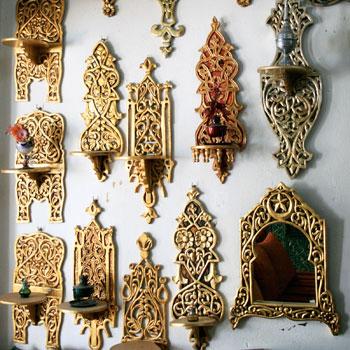 Maison de l 39 artisanat du denden for Meuble artisanal tunisien